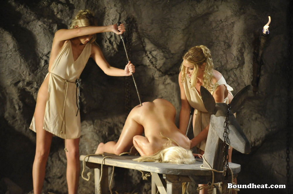 Slave Tears Of Rome 1 - Lesbian Slaves And Mistress Movies -1752