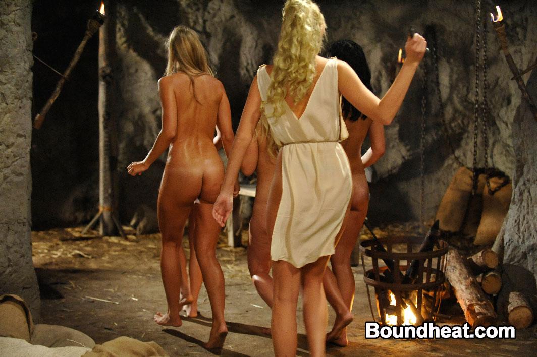 Captive Sex Slave Girl-1349