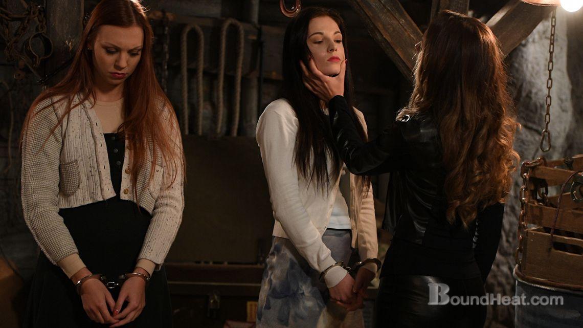 The Story Of Lisa - Lesbian Slaves And Mistress Movies - Boundheatcom-3303